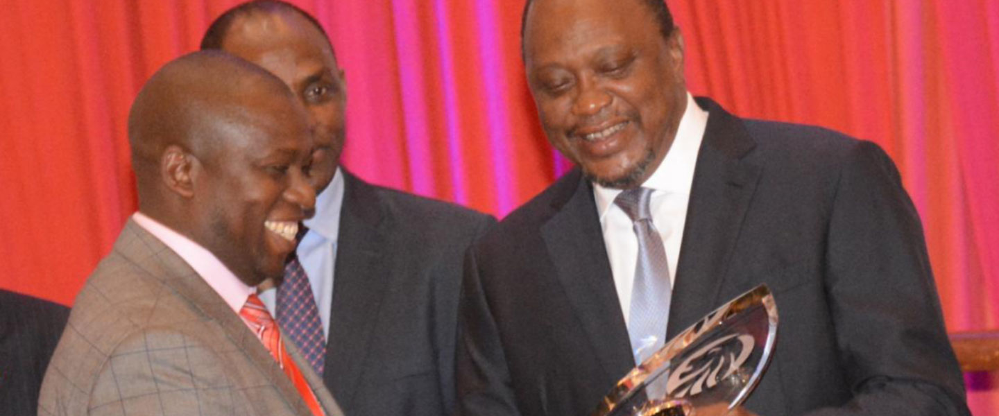 Top Taxpayers Award 2019 Winner (KRA)